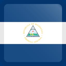 nicaragua-flag-button-square-icon-256